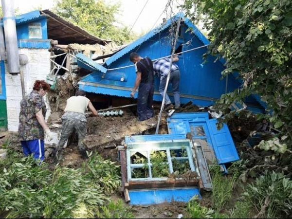 Passa de 140 o número de mortos após inundações no sul da Rússia