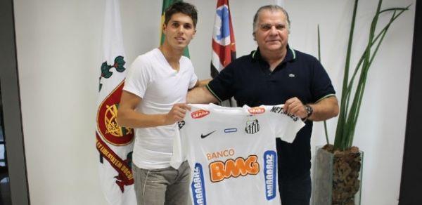 Conta suspeita faz Santos recuar na compra de jogador argentino