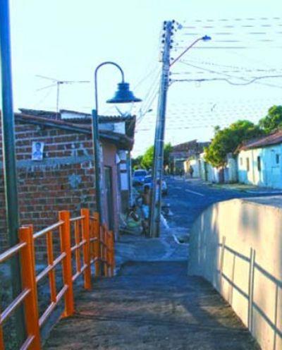 Investimento em urbanização valoriza região Centro-Norte