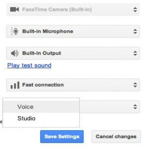 Google  ganha nova ferramenta voltada para músicos: ?Hangouts Studio Mode?