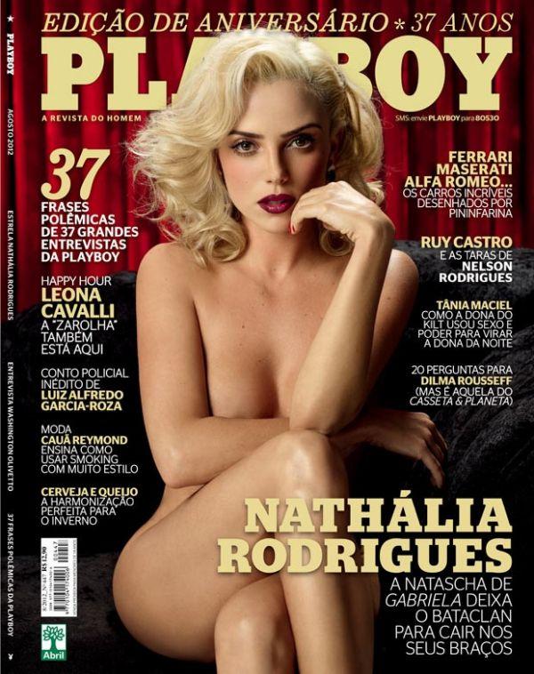 Namorado de Nathália Rodrigues participou de ensaio nu da atriz