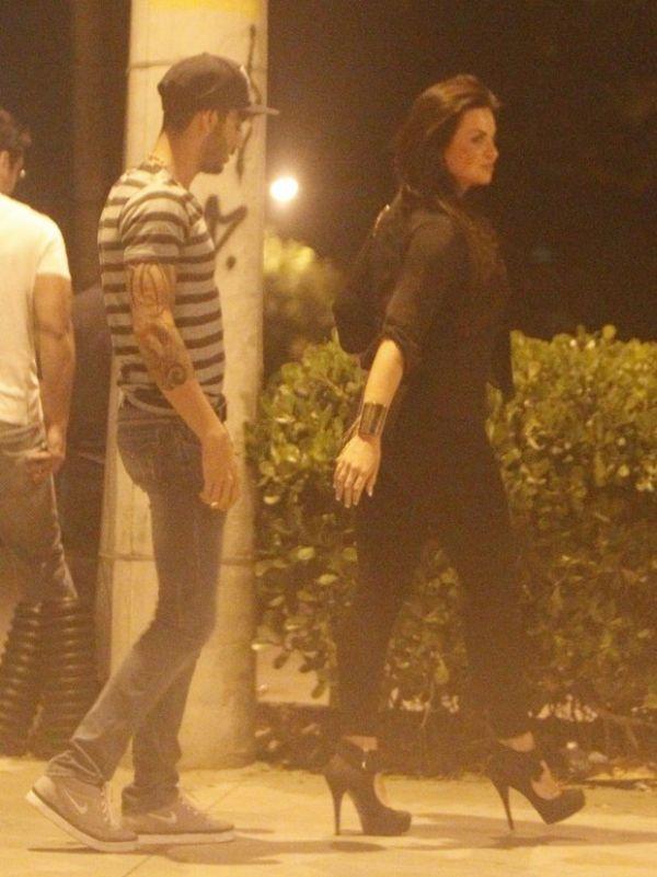 Gusttavo Lima nega affair após jantar com modelo no Rio: