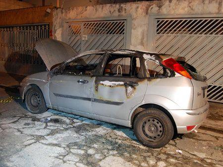 Policial criminal queimado por bandidos dentro de carro atuou como perito no caso Nardoni