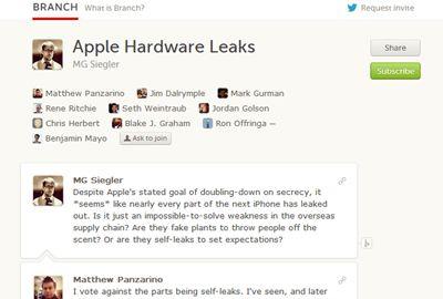 Criadores do Twitter lançam dois novos sites: Medium e Branch