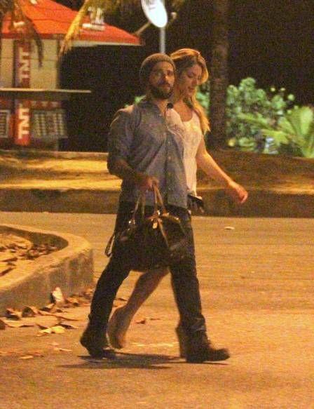 Gagliasso e Giovanna são vistos pela 1ª vez após reconciliação