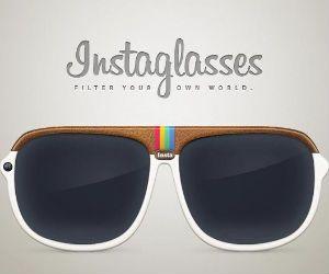 Novo! Designer alemão inventa óculos com filtro do Instagram