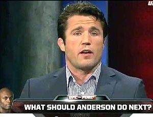 Para Chael Sonnen, Anderson Silva deveria se aposentar: