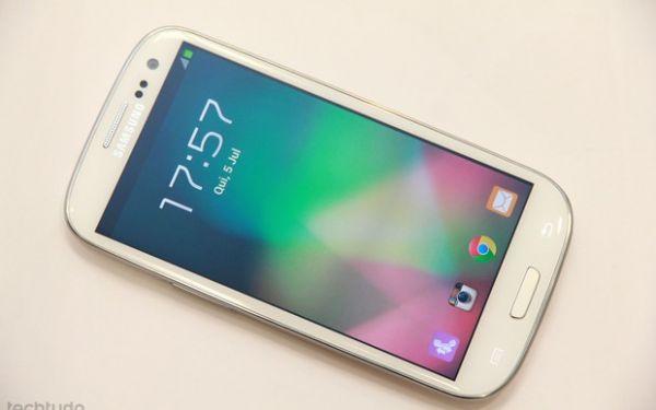 Samsung Galaxy S3 é eleito o melhor smartphone do mundo