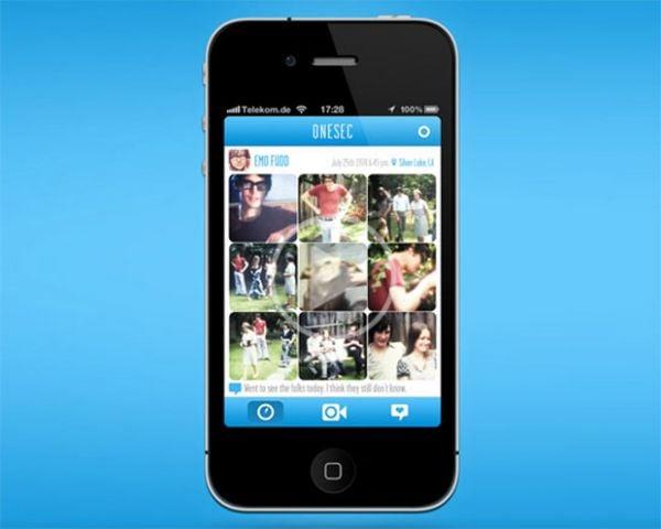 App estilo Instagram compartilha vídeos de um segundo pelo iPhone