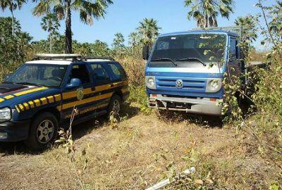 Demitido tenta roubar caminhão do patrão em Parnaíba
