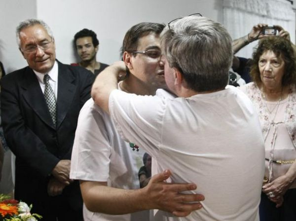 Primeiro casamento civil gay de São Paulo é realizado neste sábado; veja fotos!