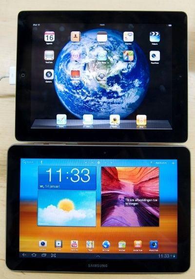 Apple e Samsung descartam acordo de patentes antes de decisão em processo nos EUA