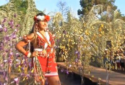 Concurso de beleza indígena escolhe a primeira miss da etnia Pareci