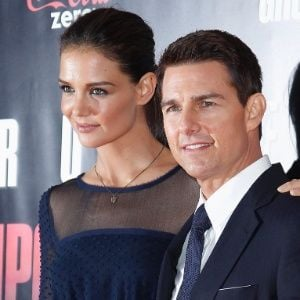 Divórcio de Tom Cruise e Katie Holmes está concluído