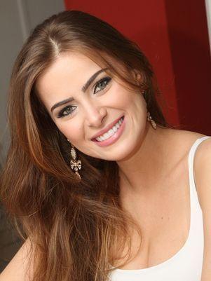 Noiva de Latino, Rayanne Morais disputa o Miss Rio de Janeiro