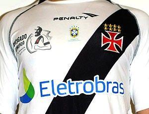 Vasco coloca em leilão camisa 10 da despedida de Edmundo