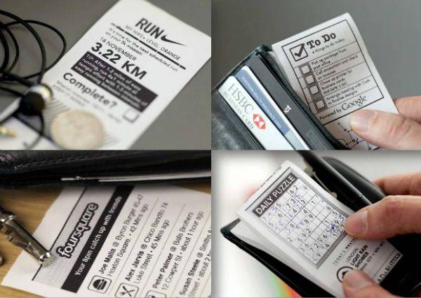 Começa a pré-venda de mini-impressora na Inglaterra