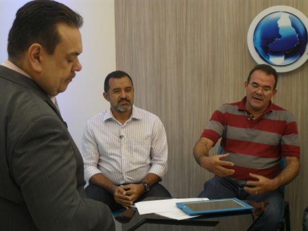 Coordenadores de campanha falam das propostas dos candidatos à PMT
