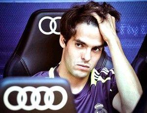 Kaká está fora do duelo com o Barcelona hoje
