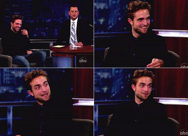 Robert Pattinson leva escândalo com bom humor, mas evita falar de Kristen
