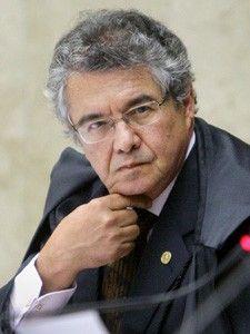 Marco Aurélio Mello vê risco de julgamento do mensalão não terminar neste ano