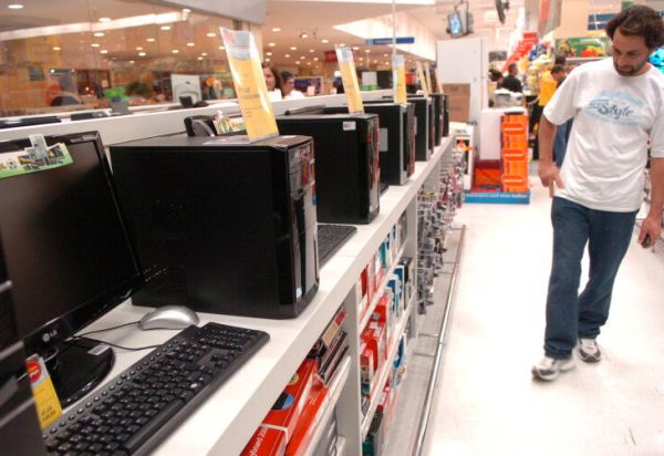Empresa IDC reduz projeção de venda de computadores em 2012