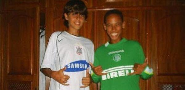 Neymar revê Palmeiras, ex-time do coração e principal carrasco em SP