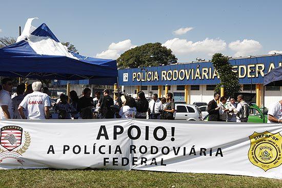 Palácio do Planalto teme ação de grevistas no Sete de Setembro