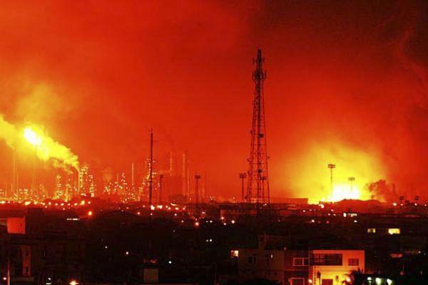 Sobe para 26 o número de mortos em explosão em refinaria
