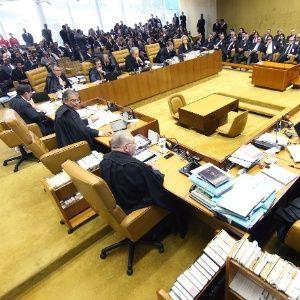 Supremo discute medidas para encurtar julgamento do mensalão