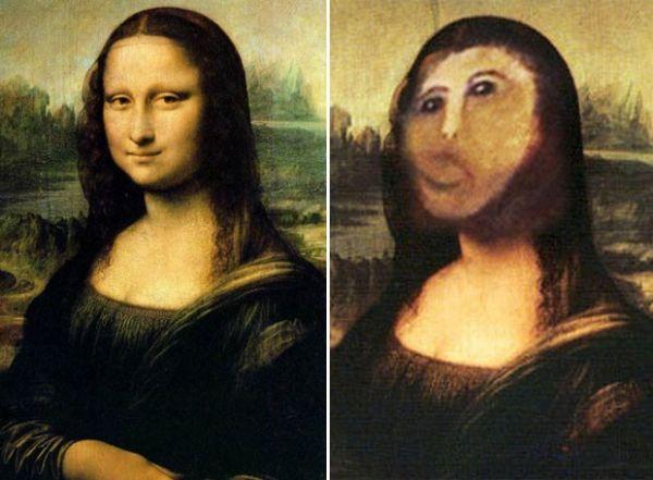 Mona Lisa ganha versão inspirada na