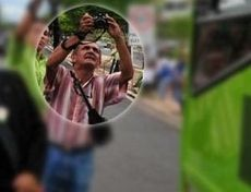 Morre fotógrafo da PMT após grave acidente no centro