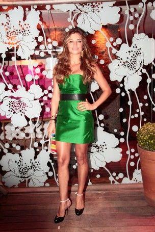 Grazi Massafera é escolhida a mais bem-vestida da última semana