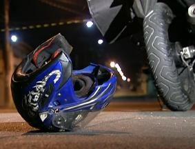 PM de folga é morto na frente do filho de 10 anos em cima de moto