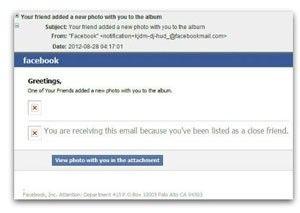 Golpe no Facebook usa fotos de amigos para infectar PC com vírus