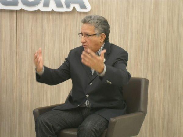 Hospital Universitário abrirá as portas dia 31 de outubro, diz reitor