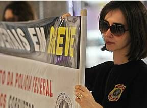 Polícia Federal recusa proposta de aumento do governo e mantém greve