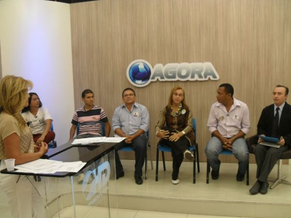Candidatos a vereador de Teresina debatem suas propostas