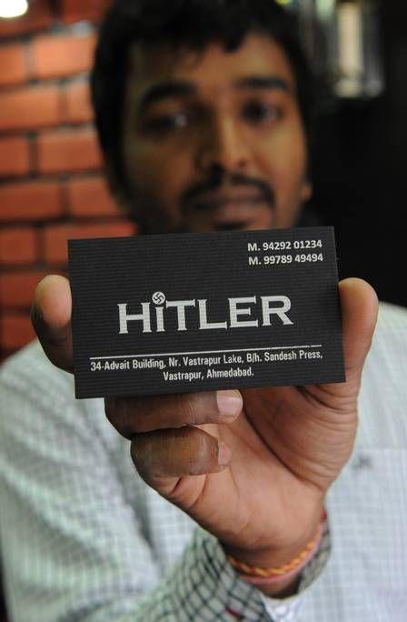 Loja na Índia ganha nome de Hitler e provoca protestos de judeus da região