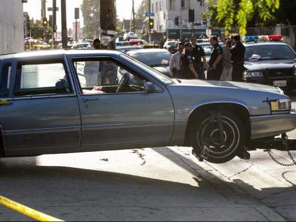 Homem de 100 anos atropela 9 crianças e 2 adultos em Los Angeles