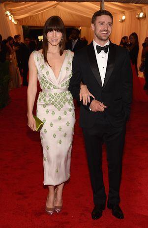 Cantor Justin Timberlake ajuda noiva com dicas de moda