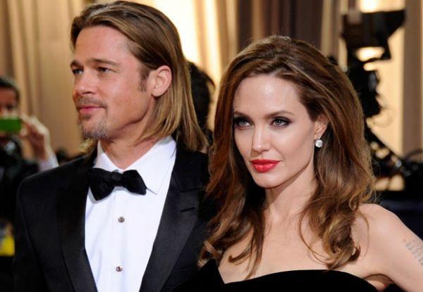 Casamento de Angelina Jolie e Brad Pitt terá 20 convidados