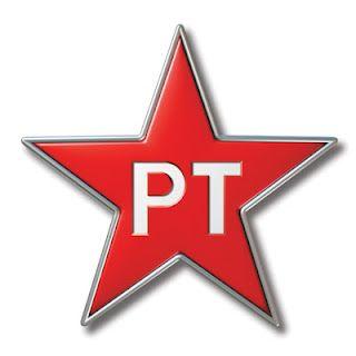 Estrela petista desaparece de placas e santinhos