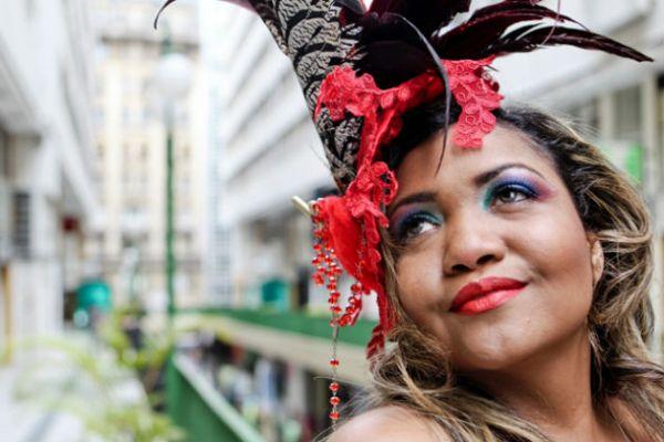 Gaby Amarantos diz que dar para ser sexy e gordinha: