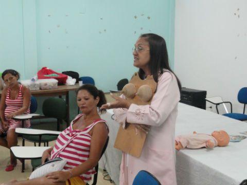 Hospitais têm programação especial na Semana Mundial de Amamentação