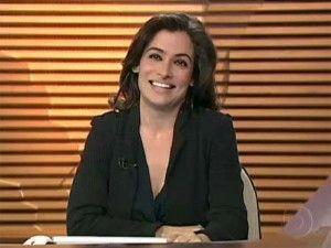 Renata Vasconcellos é elogiada e causa ciumeira na Rede Globo