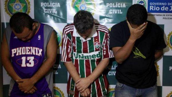 Policiais militares prendem três com 590 comprimidos de ecstasy