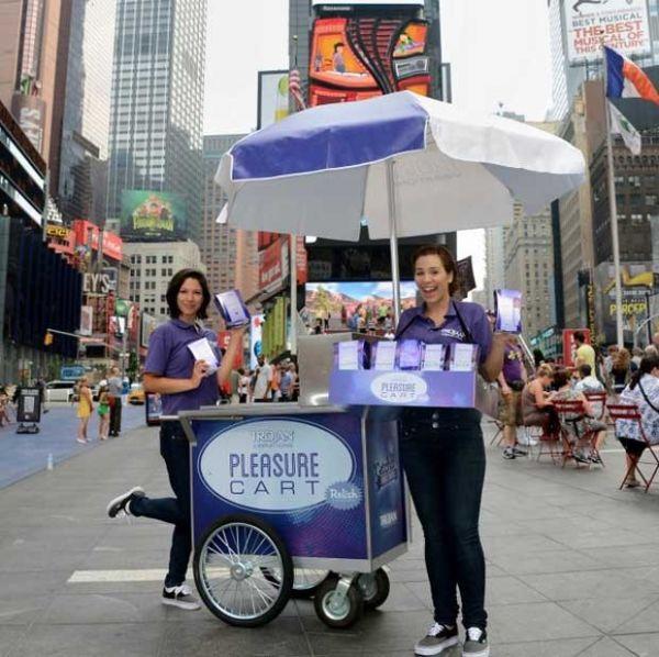 Empresa americana distribui 10 mil brinquedos eróticos em Nova York
