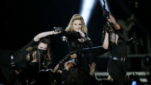 Madonna compra briga com governo russo que reage com xingamentos