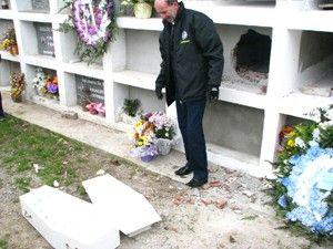 Polícia investiga falso enterro de bebê no RS; caixão tinha tijolo